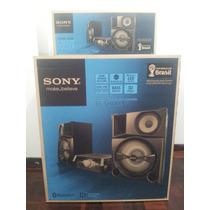 Equipo De Sonido Sony Shake 5p Nuevo En Su Caja