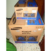 Equipo De Sonido Samsung 2300 Wrms Giga Sound Beatmxhs8000