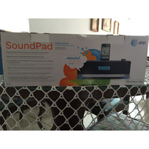 Music Dock , Marca Att, Nuevo, Para Iphone ,ipad ,ipod