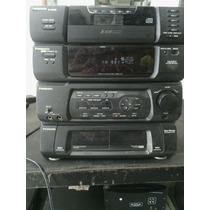 Eq.sonido Grande Panasonic, Cd Malo, Salidas Y Radio Buenas