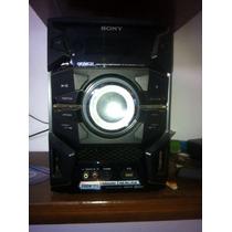Equipo De Sonido Sony Genezi 5100w Como Nuevo!