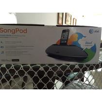 Music Dock , Marca Att, Nuevo, Para Iphone Y Ipod