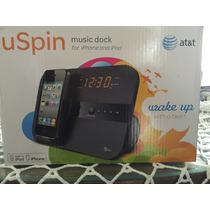 Music Dock Att , Nuevo, Para Ipad , Iphone