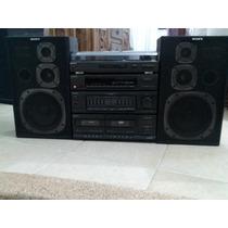 Equipo De Sonido Sony Con Todo Incluido