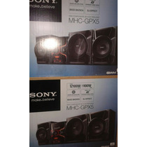 Equipo Sony Mhc-750