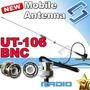 Antena Externa Dual Banda Base Magnetic Uhf/vhf Ut106 Nagoya
