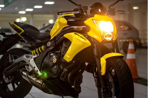 er-6n 650cc ano 2013 financia 36x com pequena entrada