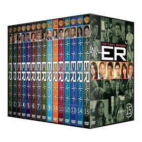 Er Emergencias Serie Completa En Dvd Importe Por Temporada