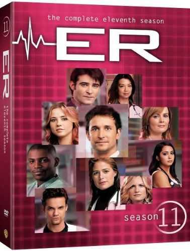 er (sala de urgencias) - temporada 11, nueva y original, z4.
