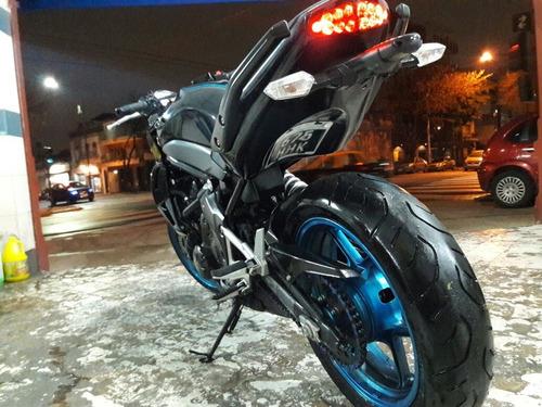 er6n kawasaki 650 cc naked 2011