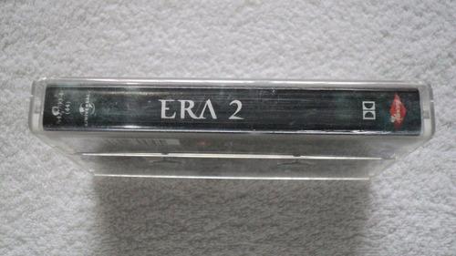 era 2 cassette universal music mexico 2000