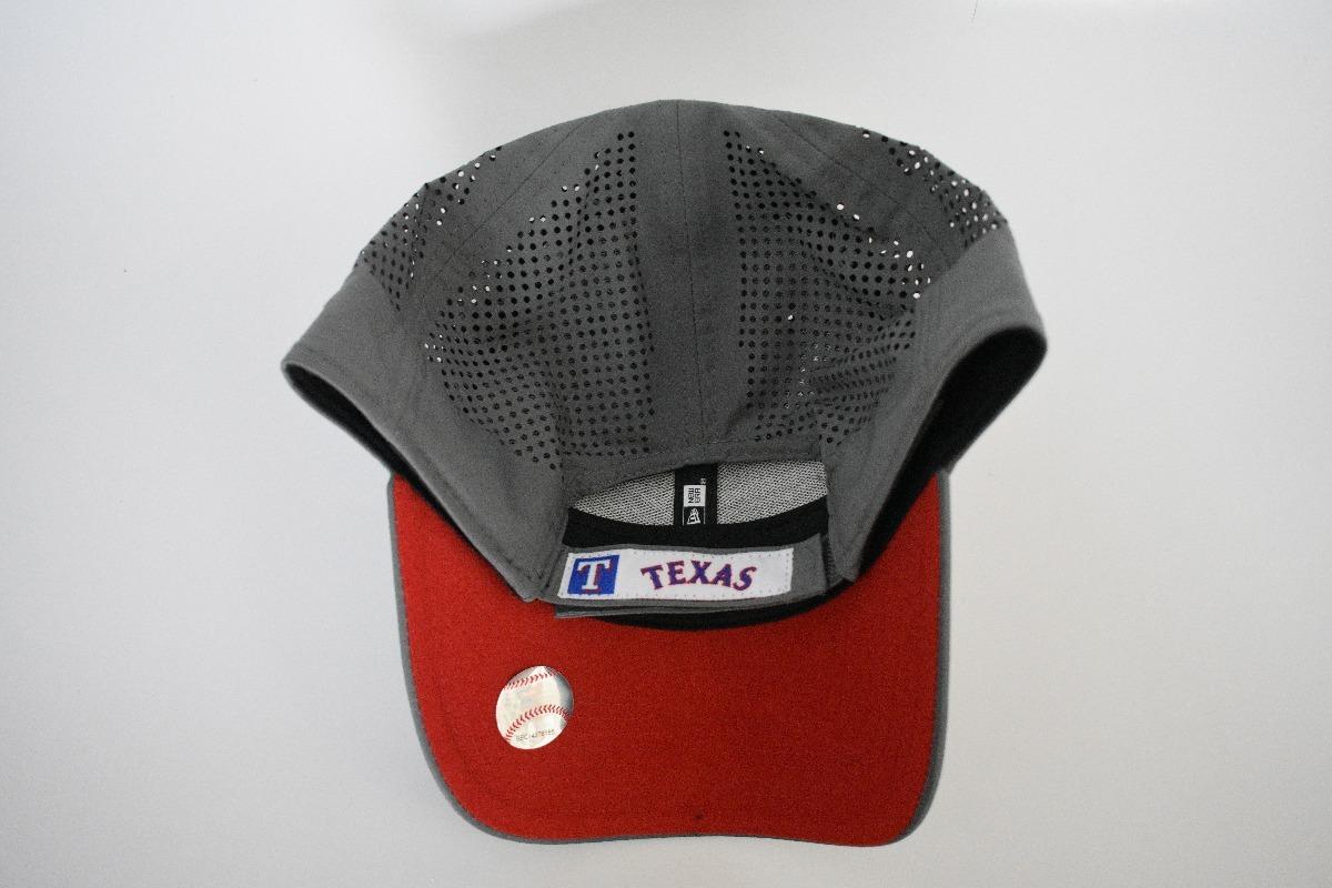 48416f8e31020 New Era Texas Rangers Mlb Gorra 9forty Mod Perf Pivot Nuevas -   595.00 en  Mercado Libre