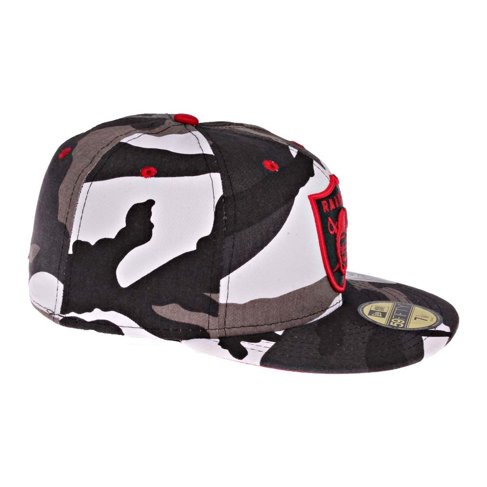 Carregando zoom... boné new era 59fifty camo pop redux oakland raiders  masculi c0c4a6eaa5e