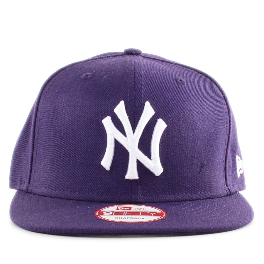 Carregando zoom... boné aba reta new era 9fifty new york yankees snapback 7b687cde8b4