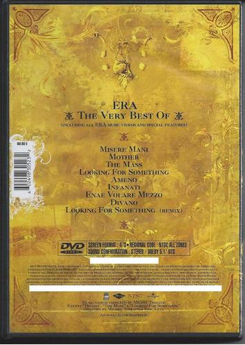 era --the complete era video collection -- dvd nacional