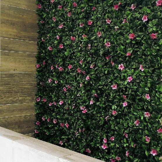 Erbetta muros verdes plantas artificiales decorativas for Plantas artificiales para exterior