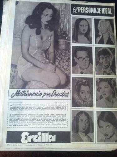ercilla n° 1175 27 de noviembre de 1957