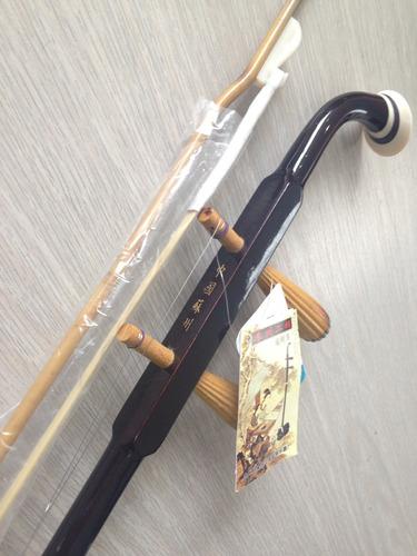 erhu (violín chino) importado (con accesorios) envio gratis