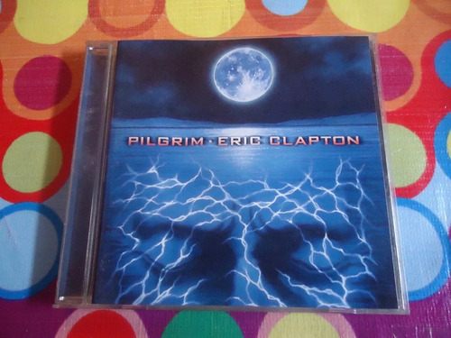 eric clapton cd original - pilgrim /    made in usa