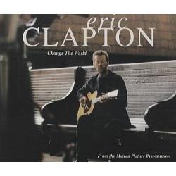 eric clapton change the world cd