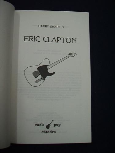 eric clapton - harry shapiro
