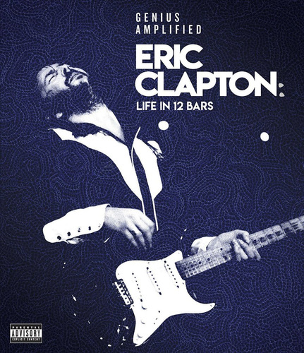eric clapton life in 12 bars dvd nuevo import stock
