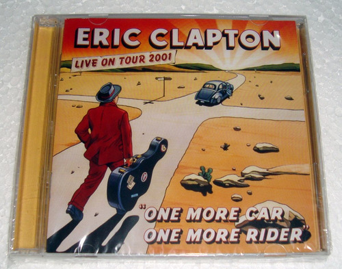 eric clapton live one more car one more rider cd nuevo kktus