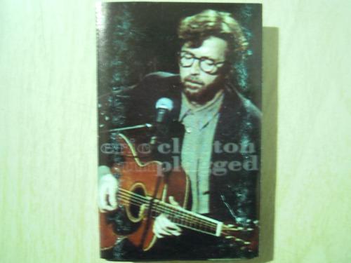 eric clpaton casette umplugged