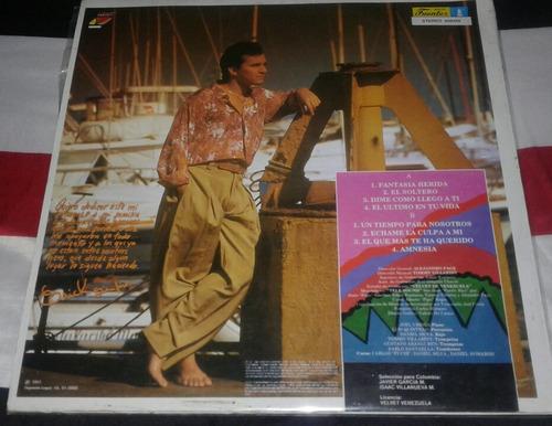 erick franchesky/ salsa/ lp vinilo 1991 colombia