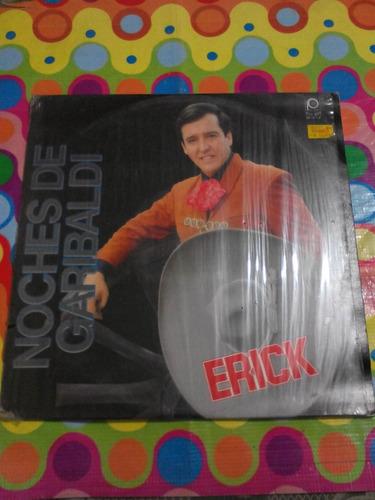 erick lp noches de garibaldi 1990
