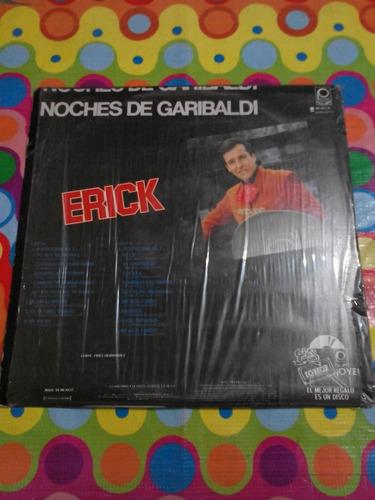 erick lp noches de garibaldi 1990 r