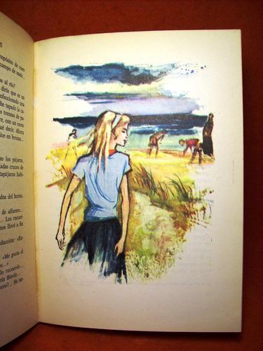 erika de las colinas yvonne meynier novela juvenil ilustrado