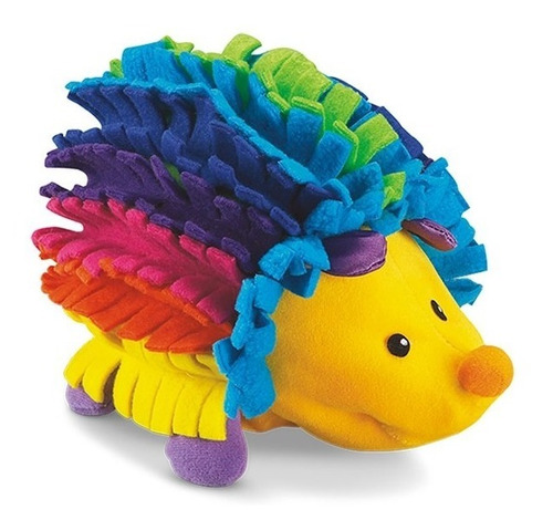 erizo estímulos y juego - fisher price - newborn toys h9809