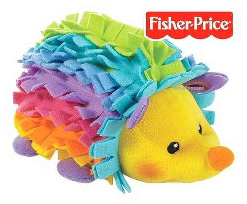 erizo estimulos y juego fisher price scarlet kids