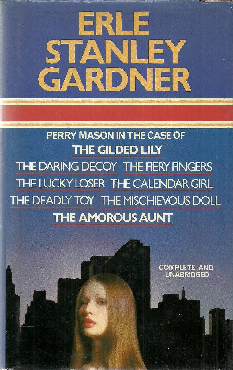 Erle Stanley Gardner  Perry Mason 8 Novels Idioma Inglés - $ 450,00