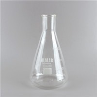 erlenmeyer 500ml  borosilicato 3.3
