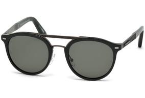 eafa25ac8 Óculos Ermenegildo Zegna Sunglasses Sz3240 568p Po - Óculos De Sol ...