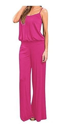 ermonn pantalon elastico de algodon para mujer con cintura e