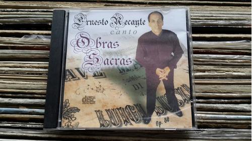 ernesto recayte obras sacras