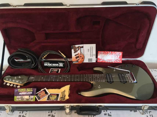 ernie ball music man john petrucci signature 7