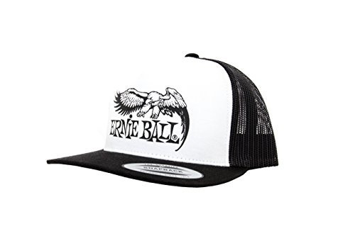 310491e8d18 Ernie Bola Negro Con Blanco Ernie Bola Eagle Logo Sombrero -   2.334 ...