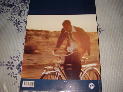 eros ramazzotti libro + poster editorial la máscara