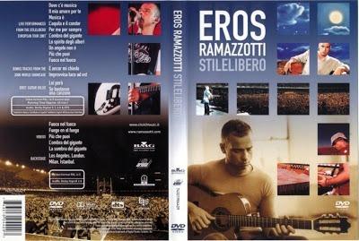 dvd eros ramazzotti