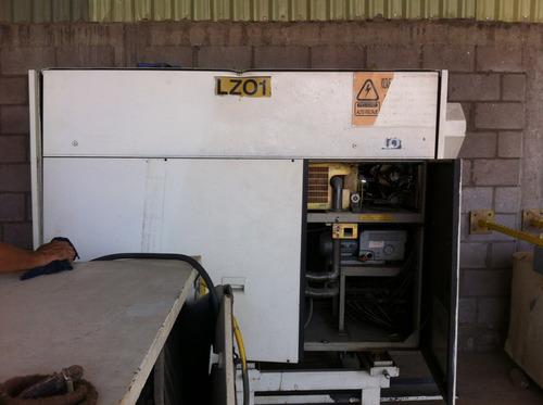 erosionadora  fanuc laser
