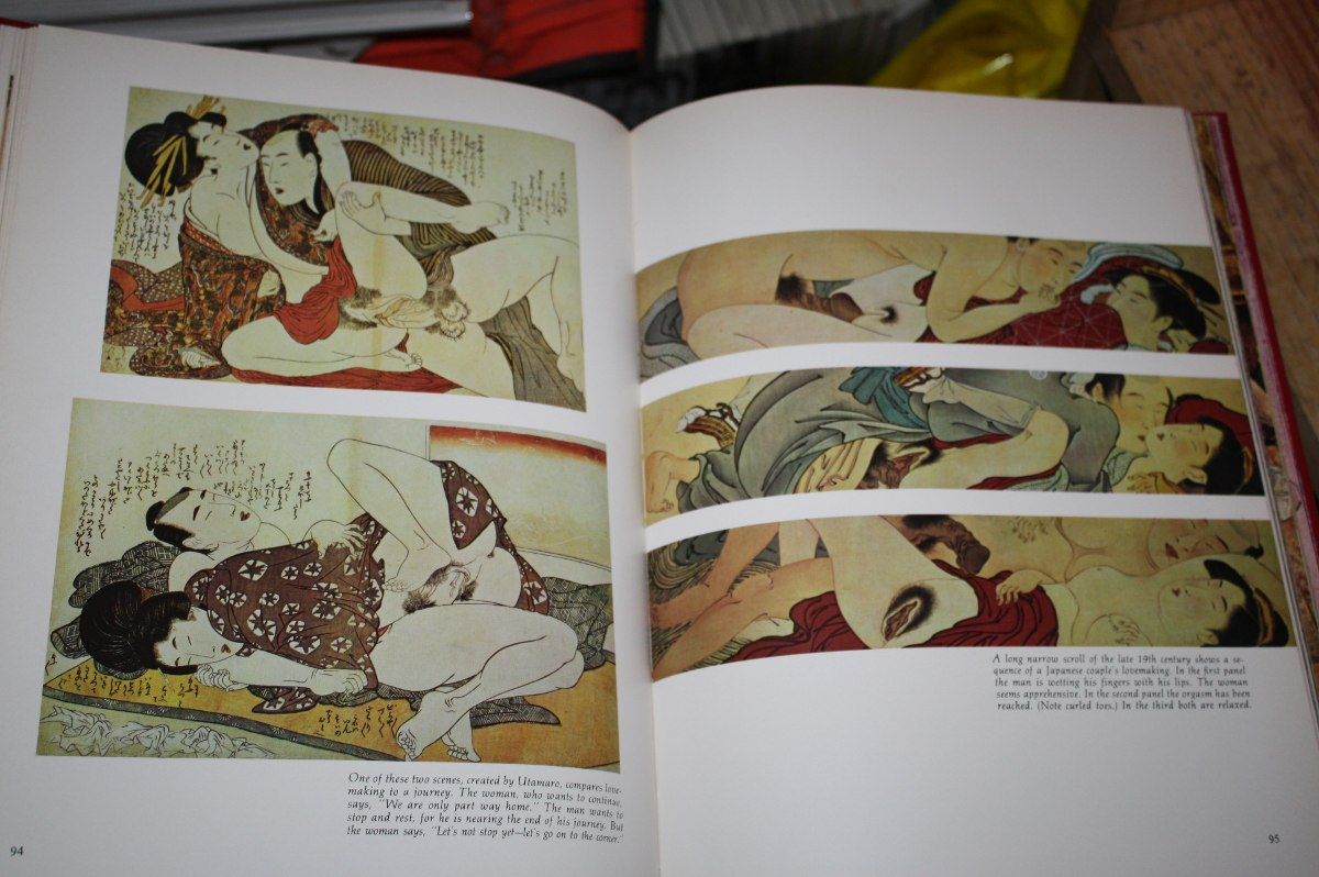 Babe, she 18th 19th century erotic art really