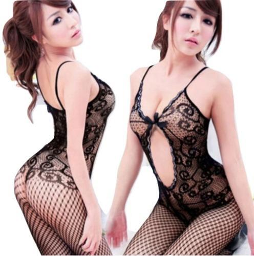 Erotico Bodystocking Sexy Lenceria Atrevida Liguero Medias H ... 6dc0d7bf1d26