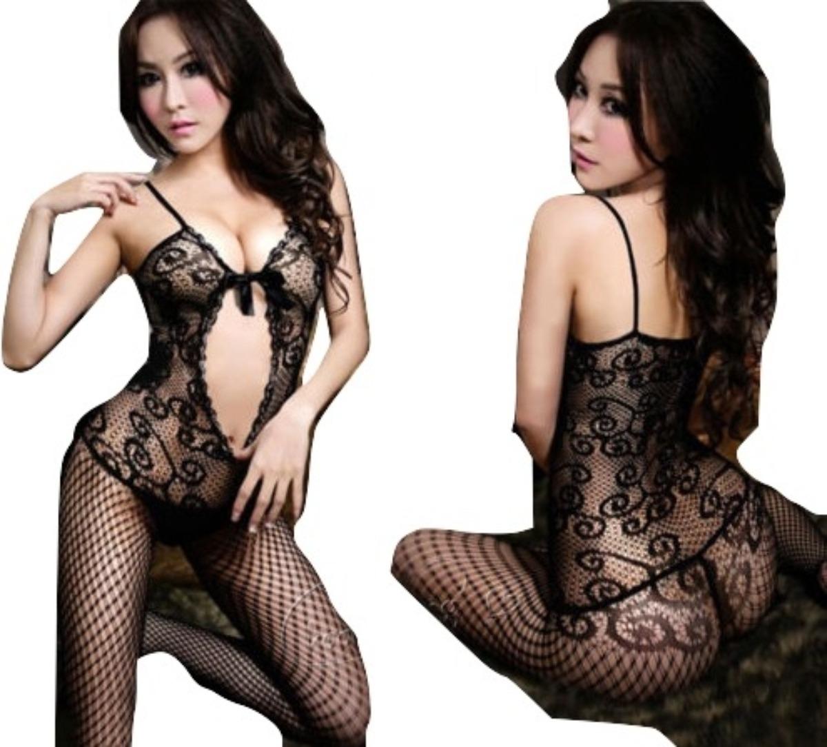erotico bodystocking sexy lenceria atrevida liguero medias h. Cargando zoom. 328250481089
