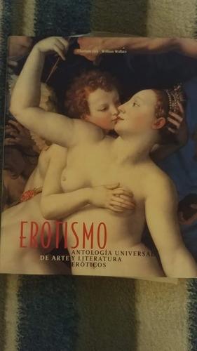 erotismo antología universal de arte y literatura eróticos
