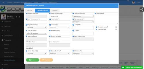 erp sobit - portal colaborativo (cliente + contabilidade)