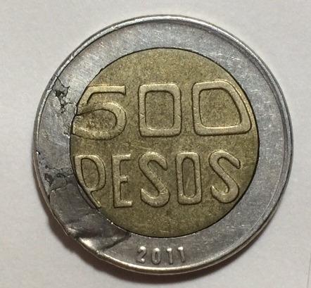 error !!!! rotura cospel y laminacion  guacari 500 pesos